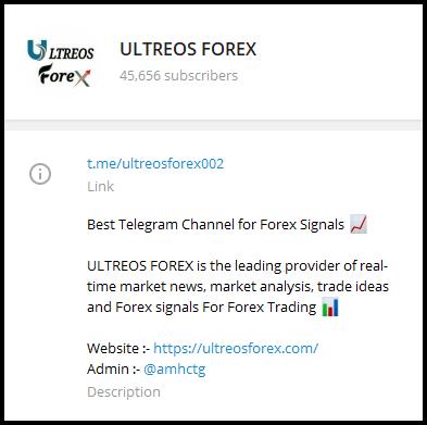 ultreos forex